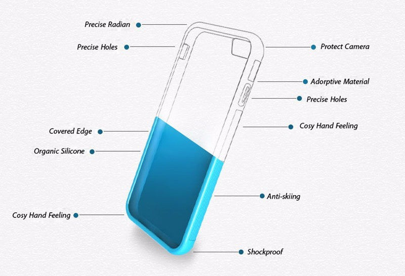 Anti-Gravity Phone Case For iPhone 6 6s / Plus - themdeals - 6