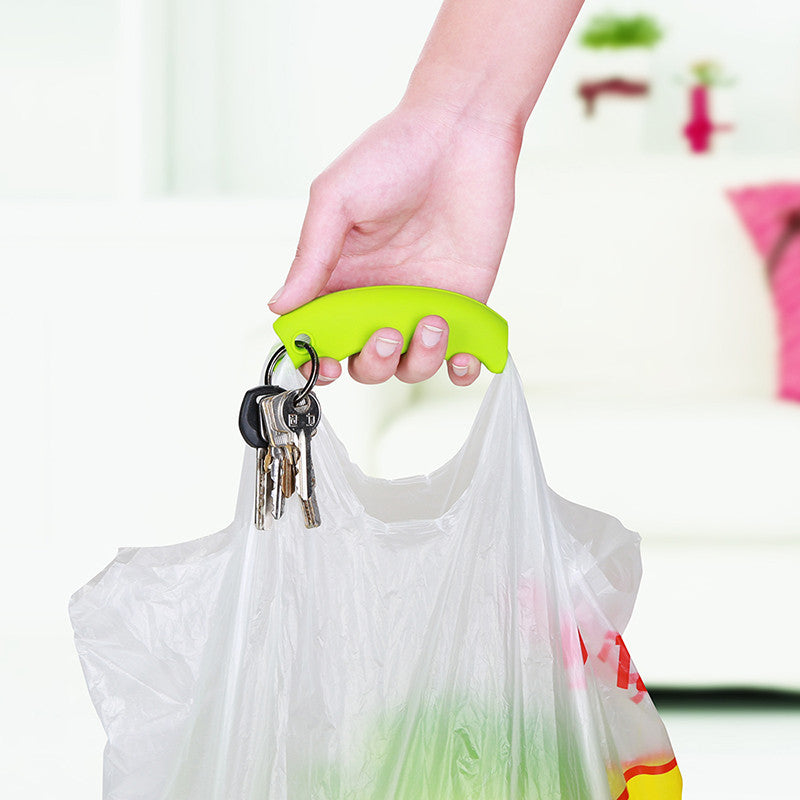 1PCS Convenient Bag Hanging Quality Shopping Handles - Carry Bags 15g Kitchen Gadgets Silicone - themdeals - 1