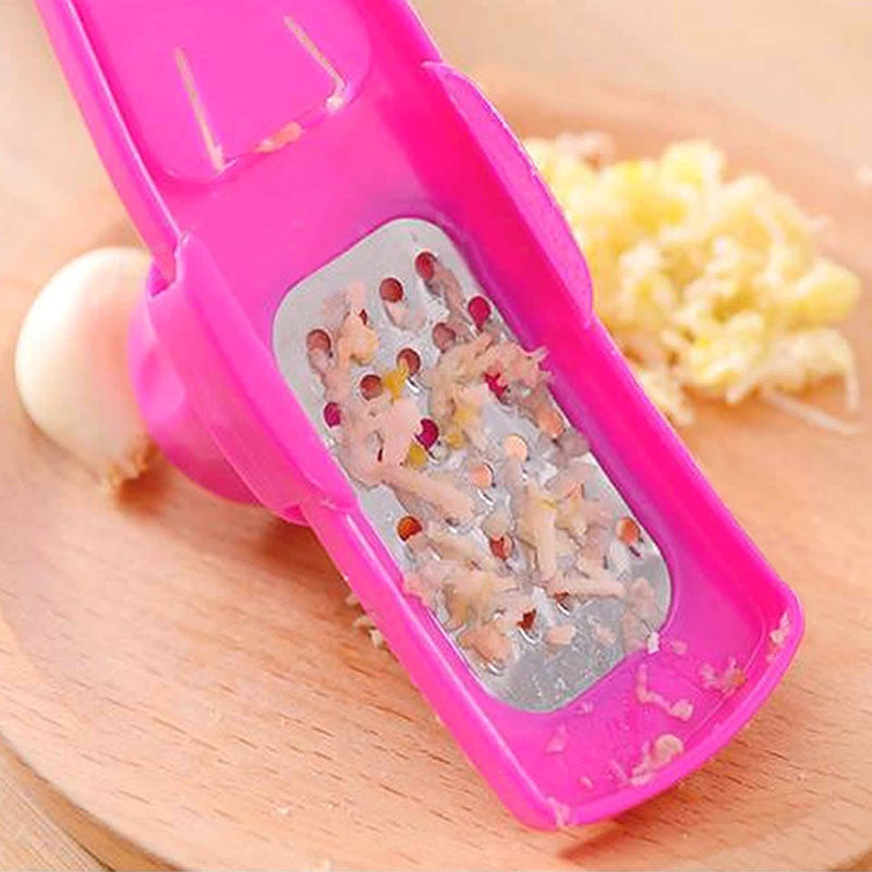 Multi-functional Grinding Garlic Press - themdeals - 2