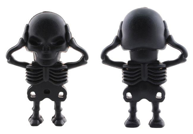 Skeleton USB Thumb Drive