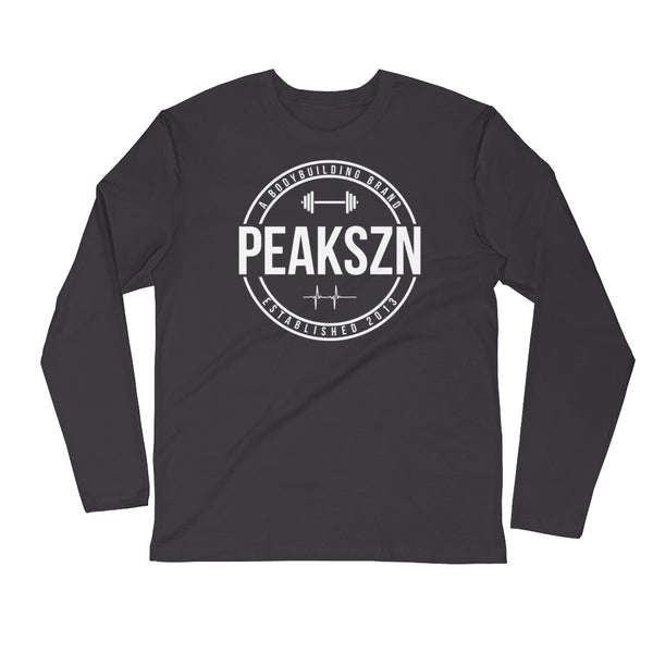 PeakSZN Long Sleeve Fitted Crew