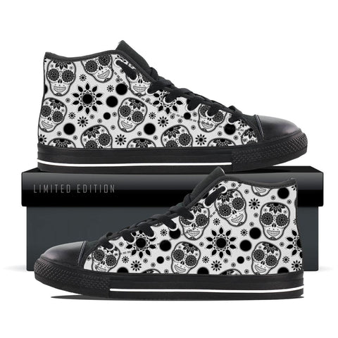 Day & Night Skulls - Women's Shoe Size