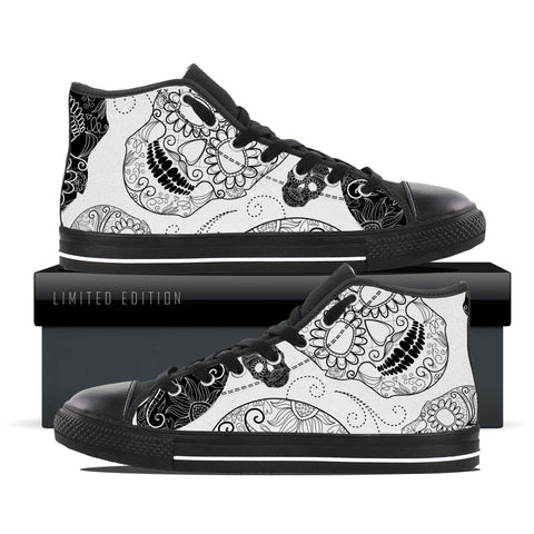 Day & Night 2 Skull - Women's Shoe Size