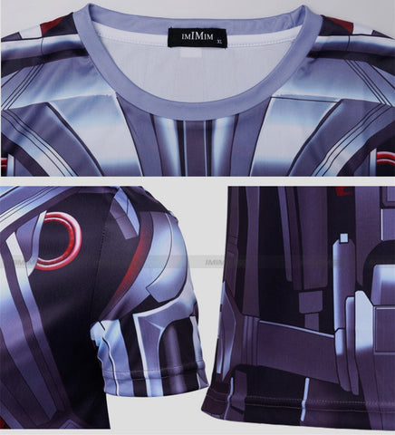 Ultron Compression Shirt