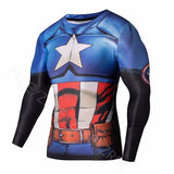 Super Hero Compression Shirts