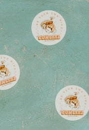 Be Your Own Kind of Cowgirl- Sticker