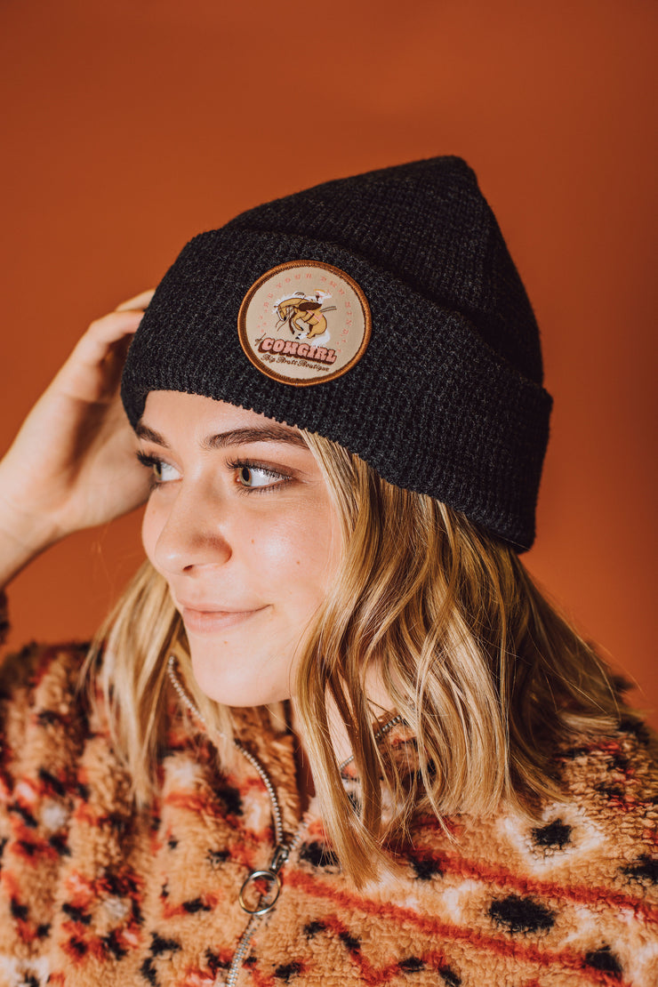 Be Your Own Cowgirl Beanie