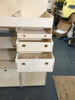 500mm Large drawer set
