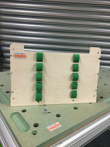 Systainer Lid insert (green)