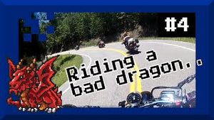 Moons and Dragons Part 3 - Riding the tail of the Dragon