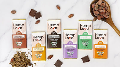 Read about the inspiration behind Hemp Love  on LIVEKINDLY.com