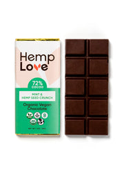 Mint & Hemp Seed Crunch