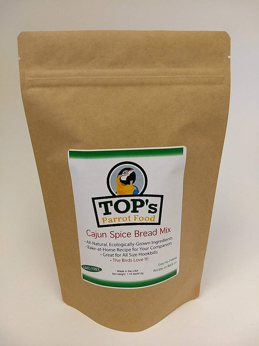 TOP's Premium Birdie Bread Mix - (Cajun Spice)