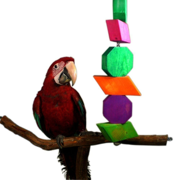 Graham's Parrot Toy Creation George Large Bird Toy