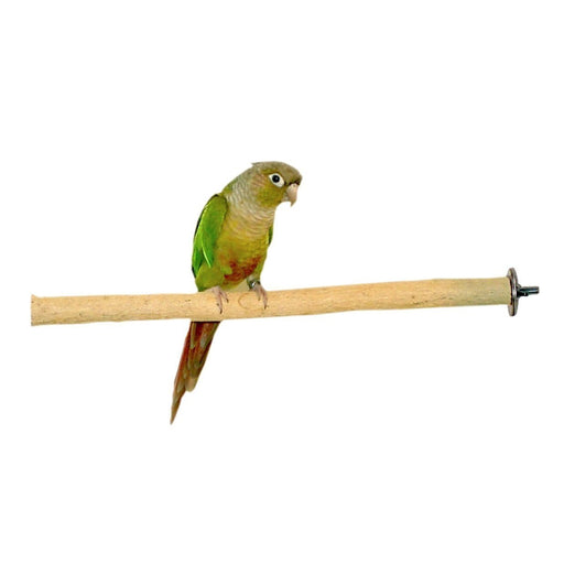 Birds Love Bottlebrush Wood perch Bird Cage Perch for Large Parrots -  Small