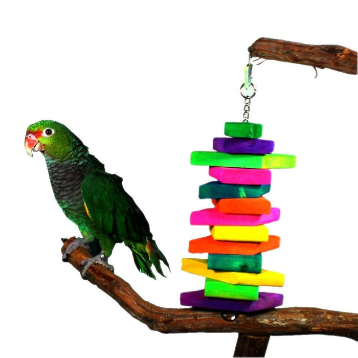 Bella BirdCo Medium Buzzsaw Bird Toy