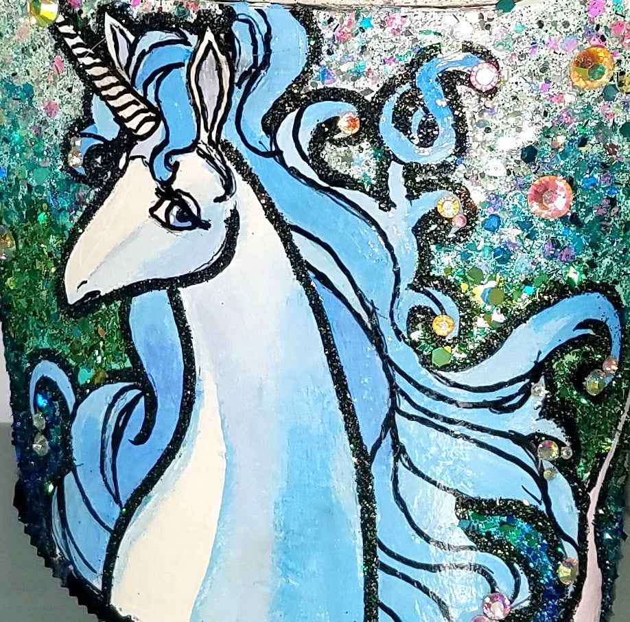 CUSTOM OF THE WEEK - The Last Unicorn!