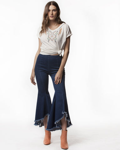 SENORA DENIM PANT - People's Project LA