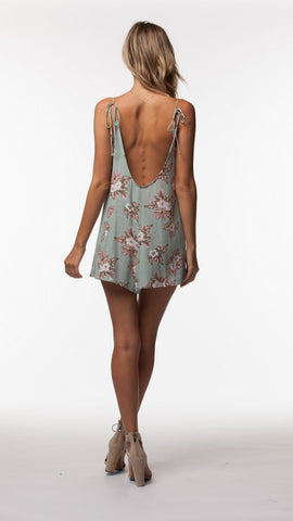 ROSALINE WOVEN ROMPER - People's Project LA