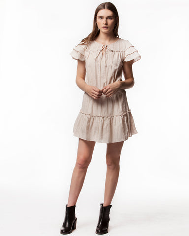 ELORY WOVEN DRESS - People's Project LA