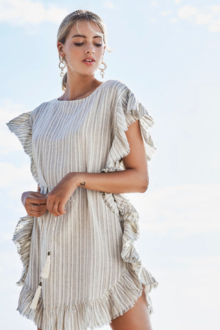 WISHFUL WOVEN DRESS - People's Project LA