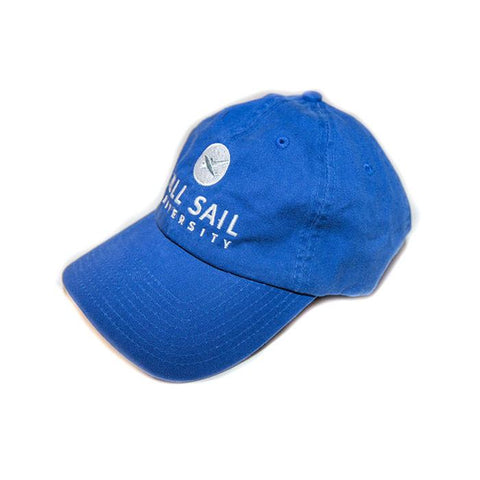 Classic Hat (Adjustable) - Royal Blue