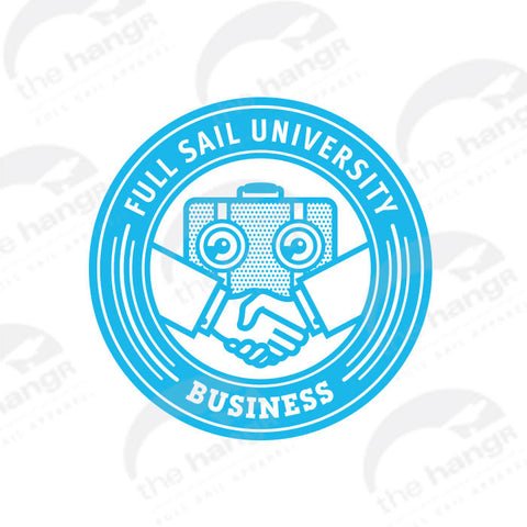 Halo Degree Decal - Business