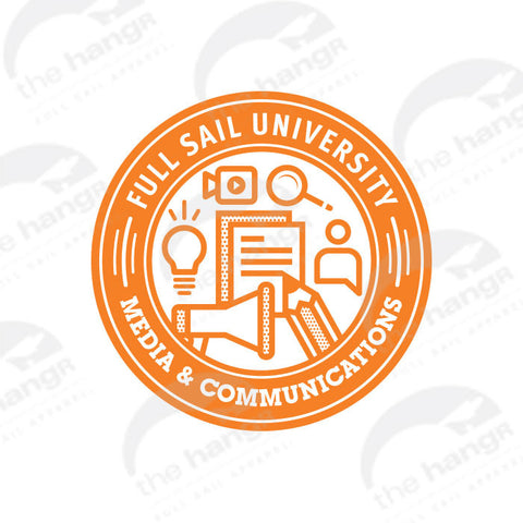 Halo Degree Decal - Media & Communications