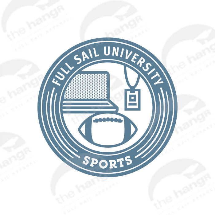 Halo Degree Decal - Sports