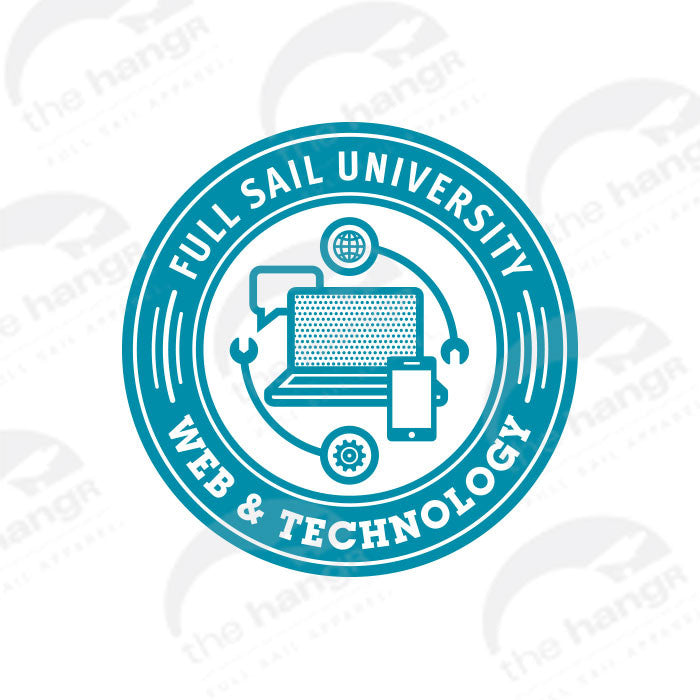 Halo Degree Decal - Web & Technology