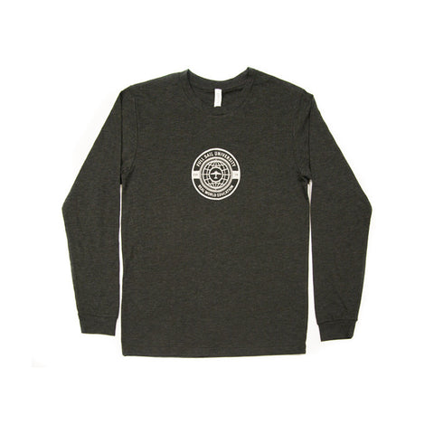 LS World Tee - Charcoal