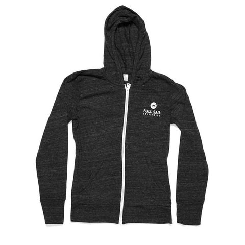Lightweight Hoodie - Heathered Charcoal