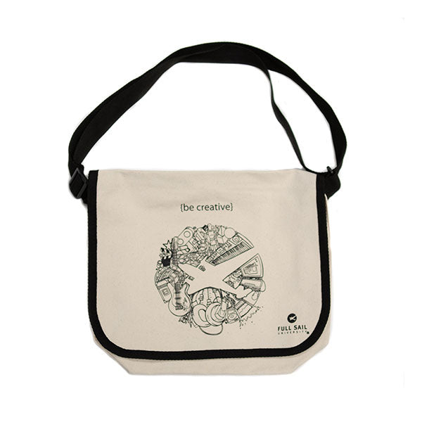 Be Creative Satchel - Natural
