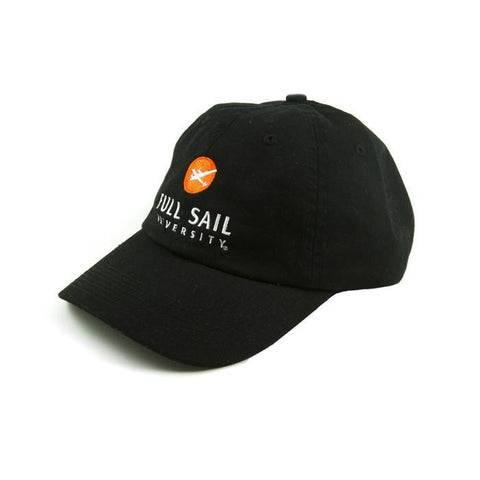 Children's Classic Hat (Adjustable) - Black