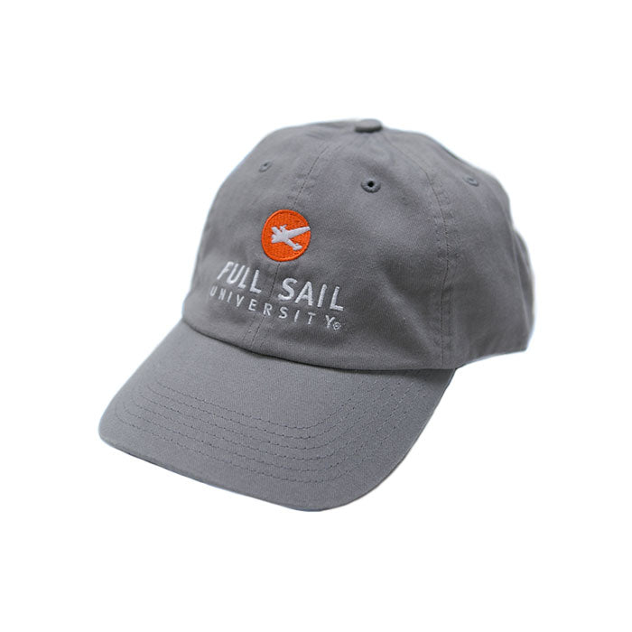 Classic Hat (Adjustable) - Gray