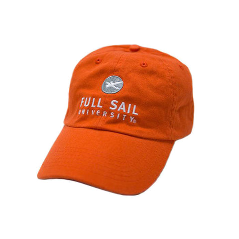 Classic Hat (Adjustable) - Orange