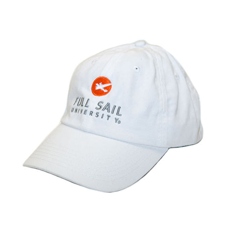 Classic Hat (Adjustable) - White