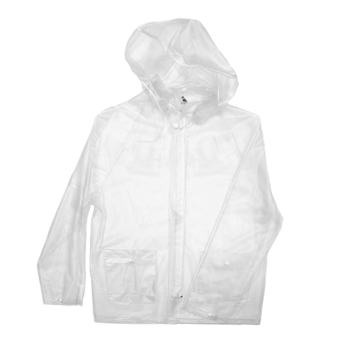 Clear Raincoat