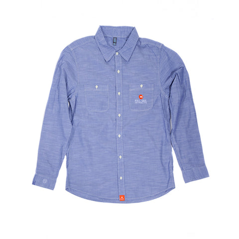 Men's Workshirt - Blue