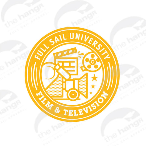 Halo Degree Decal - Film & TV