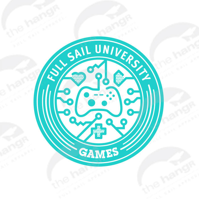 Halo Degree Decal - Games