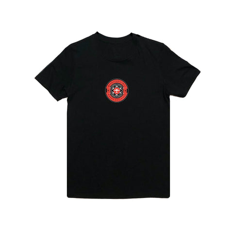 FS Christmas Tee - Black