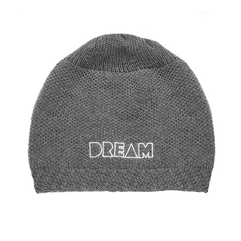 Knit Dream Beanie - Gray