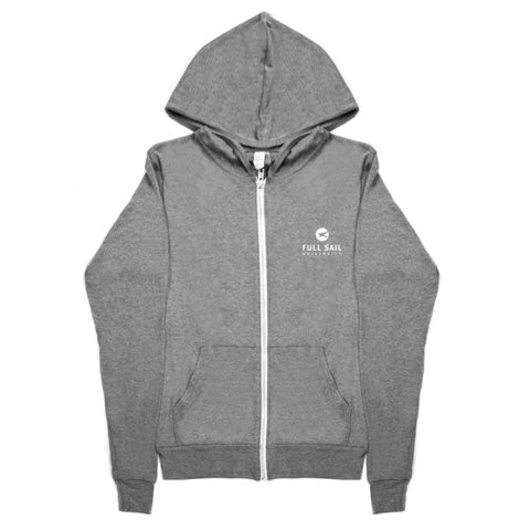 Lightweight Hoodie - Light Gray