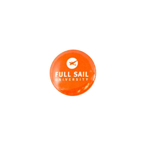 Logo Button - Orange