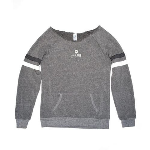 Women's Maniac Sweatshirt - Gray
