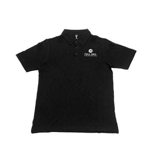 Men's Polo Shirt - Black