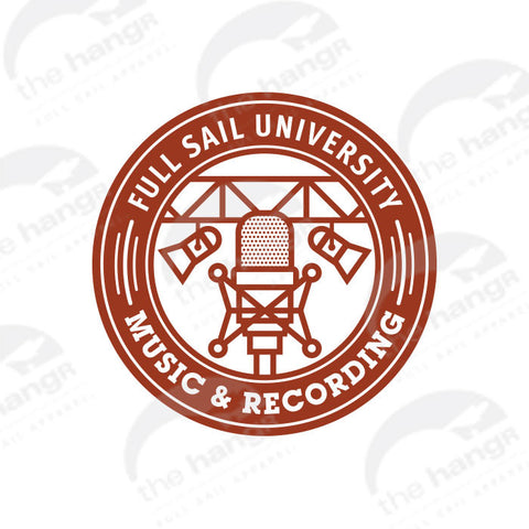 Halo Degree Decal - Music & Recording