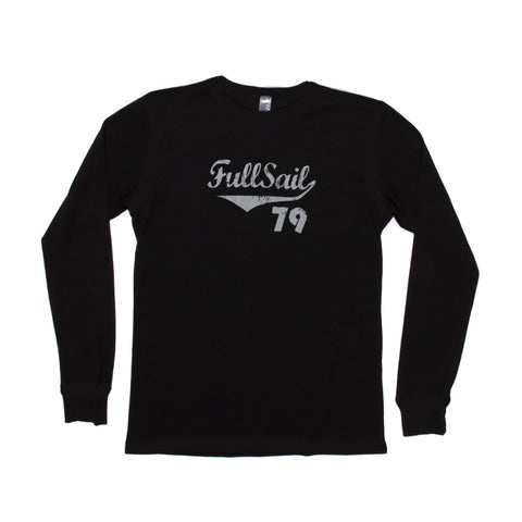 Thermal Longsleeve Shirt - Black