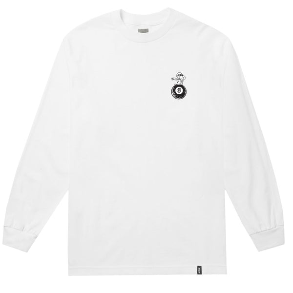 TS00643 Huf x Peanuts Flying Ace L/S Tee